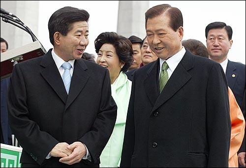 김대중 대통령과 노무현 대통령-1.jpg